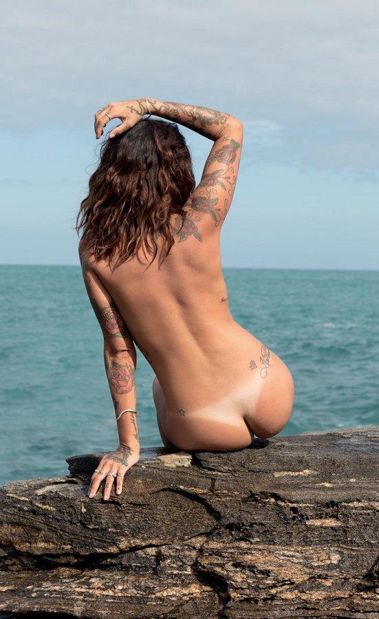 Gabriela Rippi ninfeta famosinha da internet nua na playboy