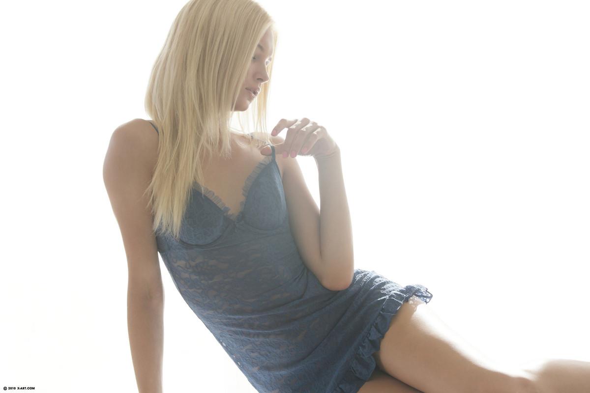 Alexa Jean de lingerie já é muito gostosa imagina nua então